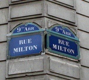 rue milton